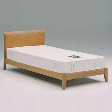 グランツ社製パネル型桐すのこベッド キエラ(マットレス付き) S